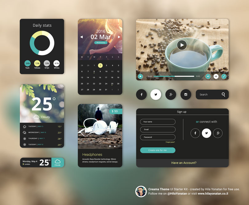 Creama-Theme-UI-Starter-Kit---created-by-Hila-Yonatan