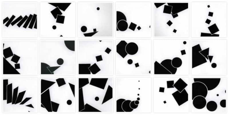 Примеры композиционно выверенных изображений
